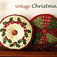 J028 Vintage Christmas