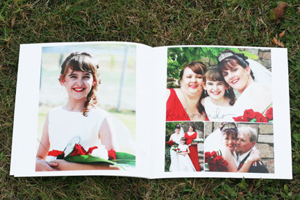 Wedding book page 2