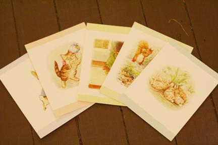 Bp postcards