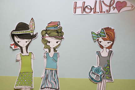 Paper doll story3