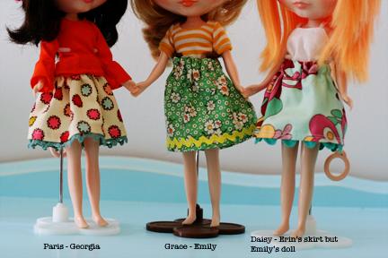 Finished skirts2