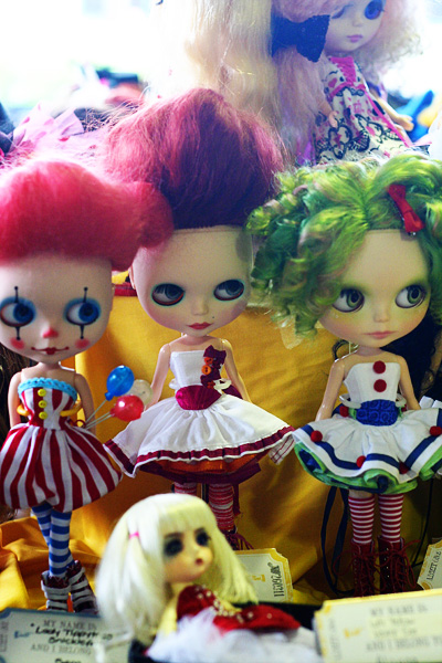 Clown blythes