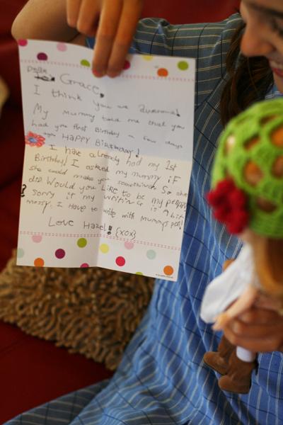 Letter for grace3