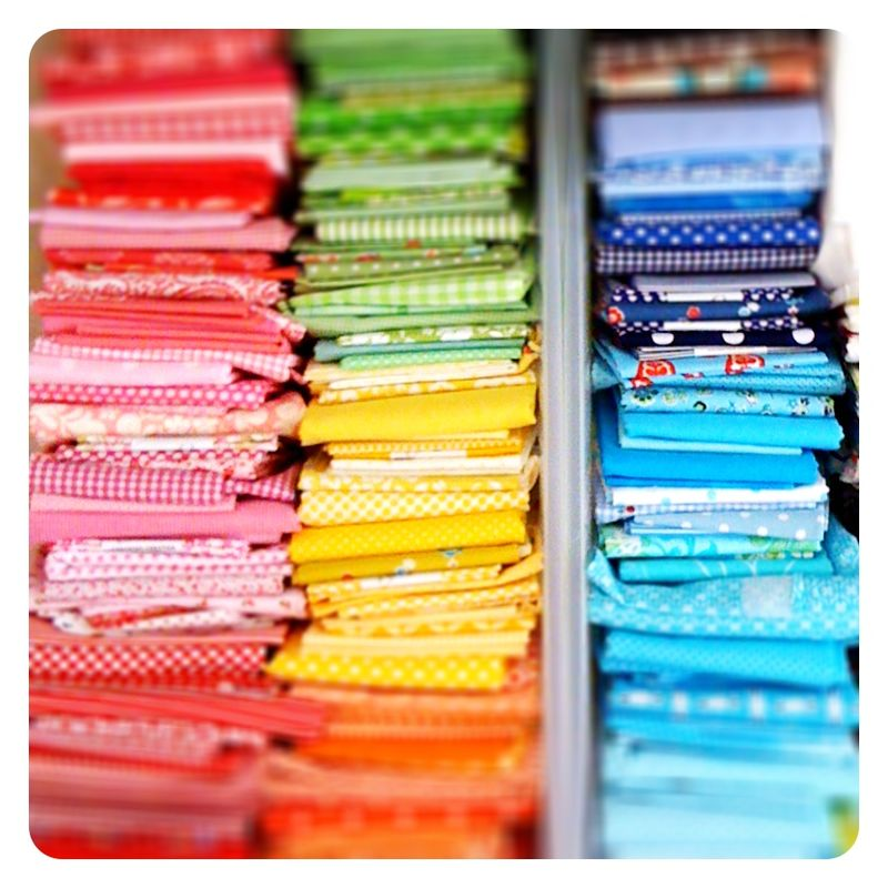 Fabric heaven