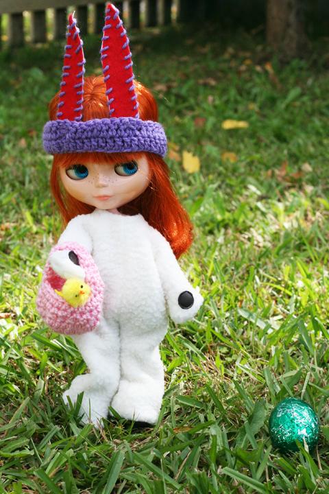 Poppy easter hunt