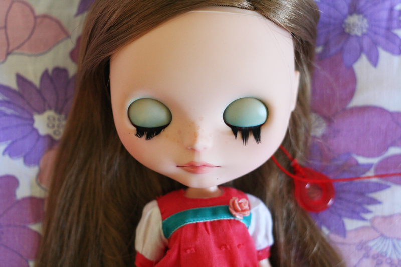 Custom blythe doll for sale 2