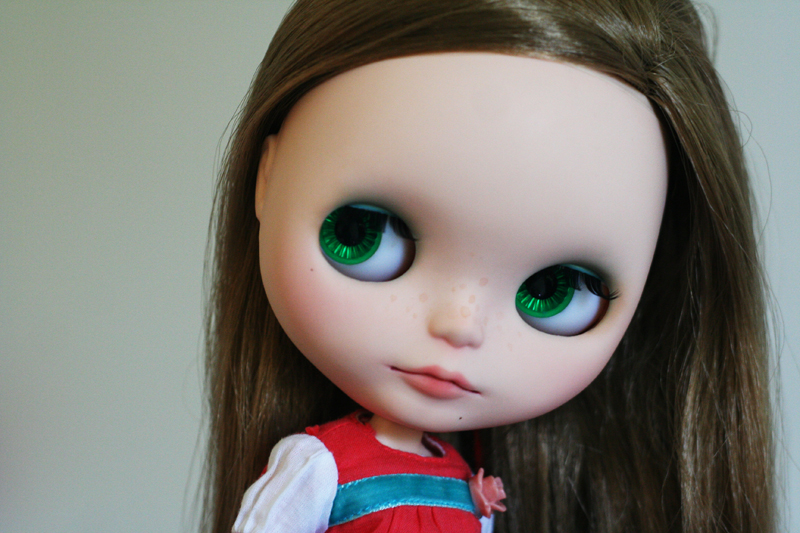 Custom blythe doll for sale 3