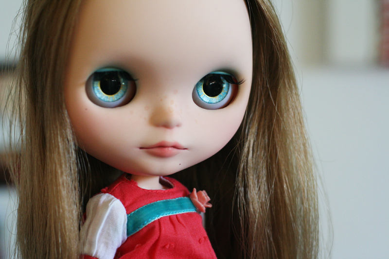 Custom blythe doll for sale 4
