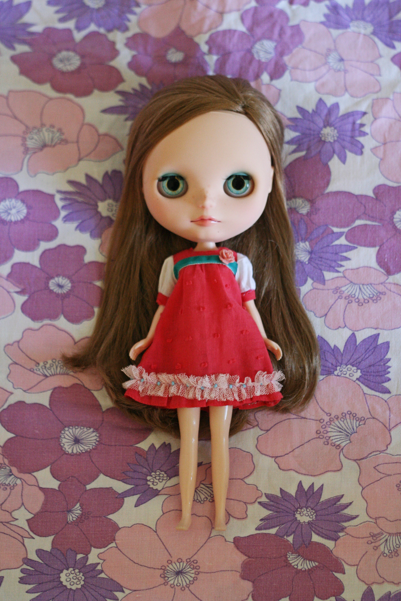Custom blythe doll for sale 1