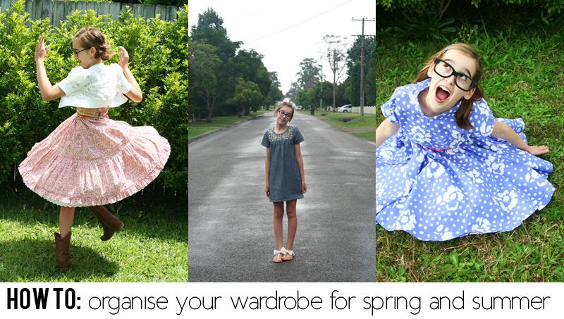 Spring summer wardrobe 1