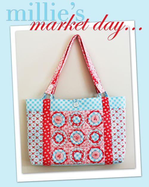 J040 Millie's Market Day