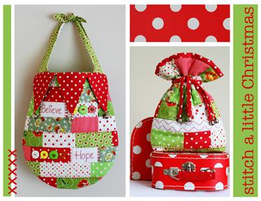 J045 Stitch a little Christmas