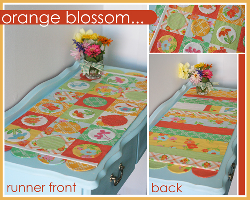 J060 Orange Blossom