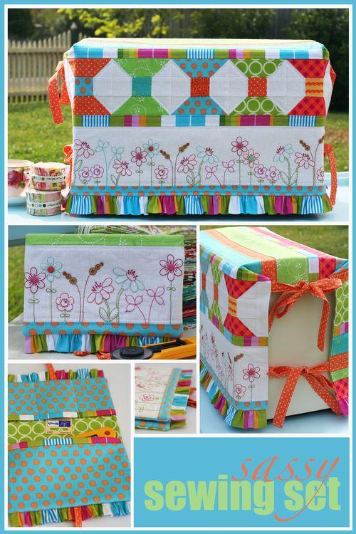 J065 Sassy Sewing Set